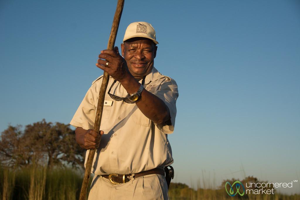 John Carter (aka, The Legend) - Camp Okavango, Botswana