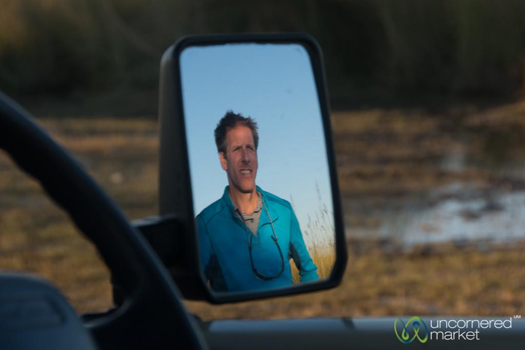 Dan's Reflection - Camp Xakanaxa, Botswana