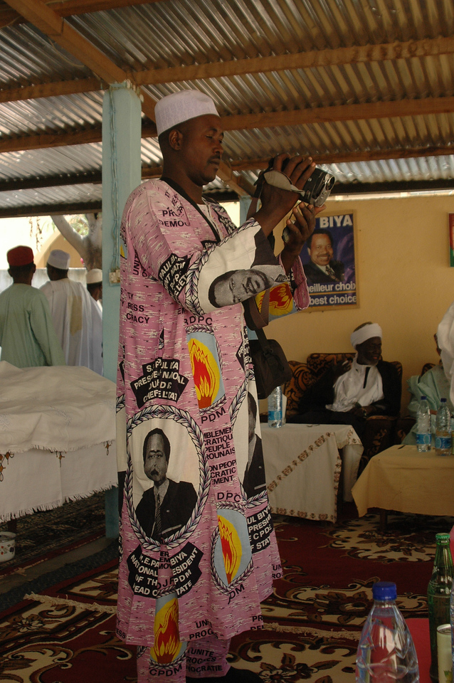 Luncheon Hosted by Local Chieftain (Lamido)