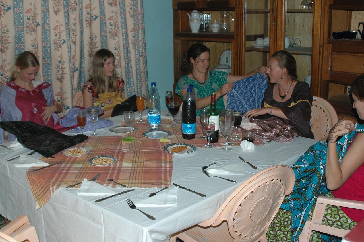 Hamadou Sali Dinner
