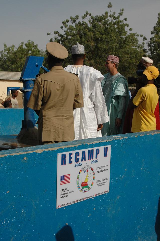 USAID Well Renovation
