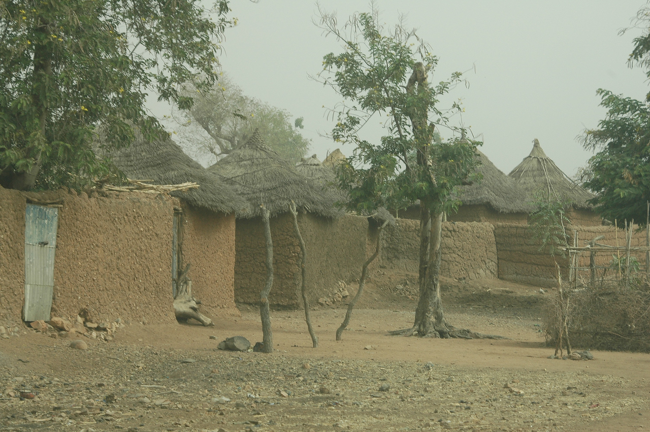 Cameroon Countryside