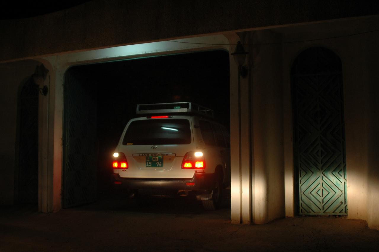 Home of Garoua Businessman Sali Baka