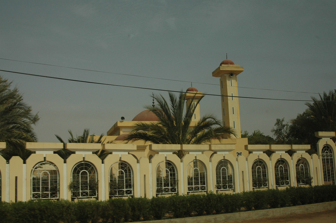 Garoua Mosque
