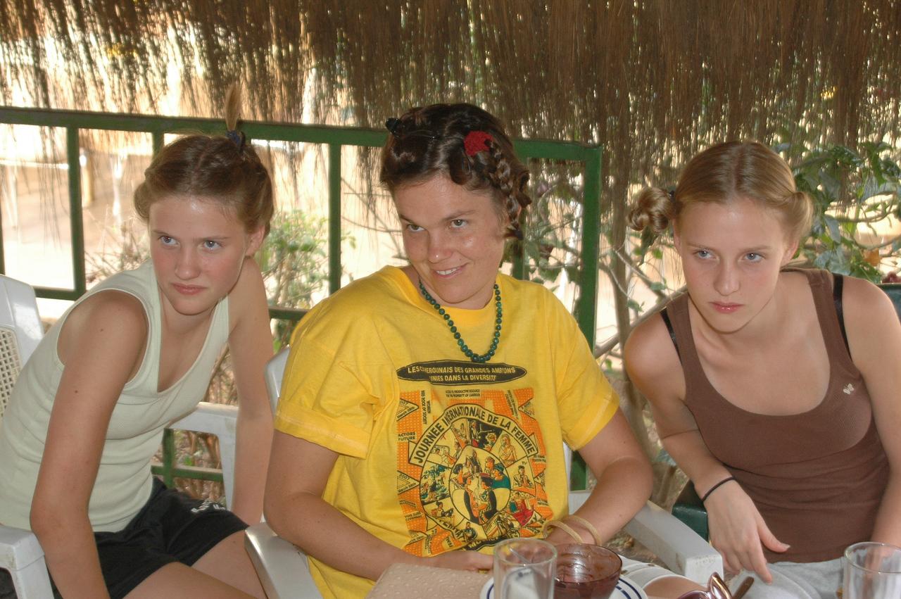 Yani, Kacie, Tori
