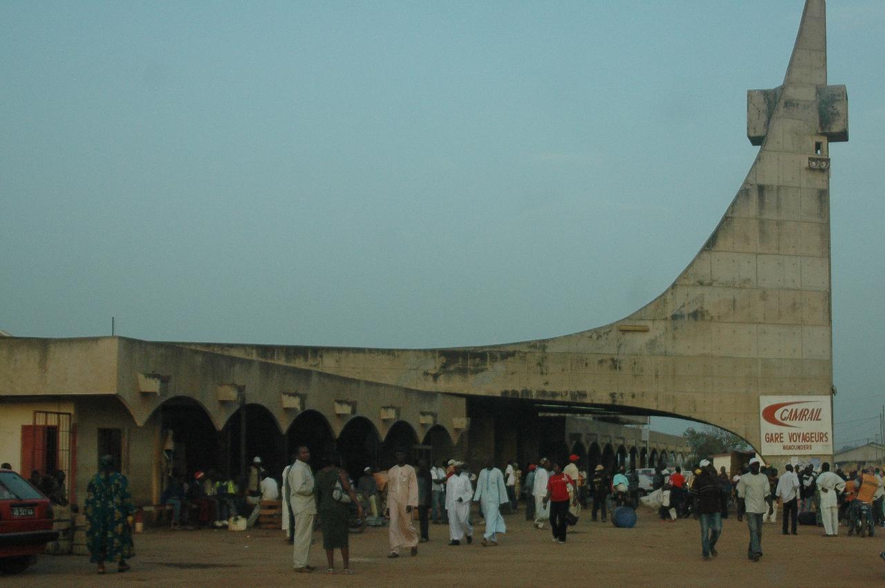 Train to Yaounde