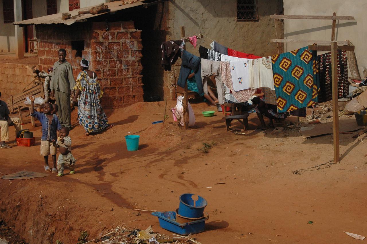 Yaounde Outskirts
