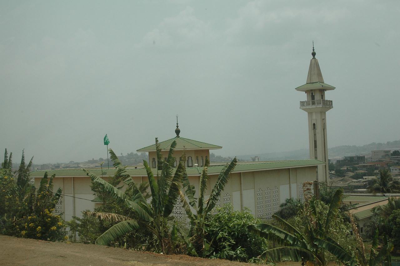Yaounde Mosque