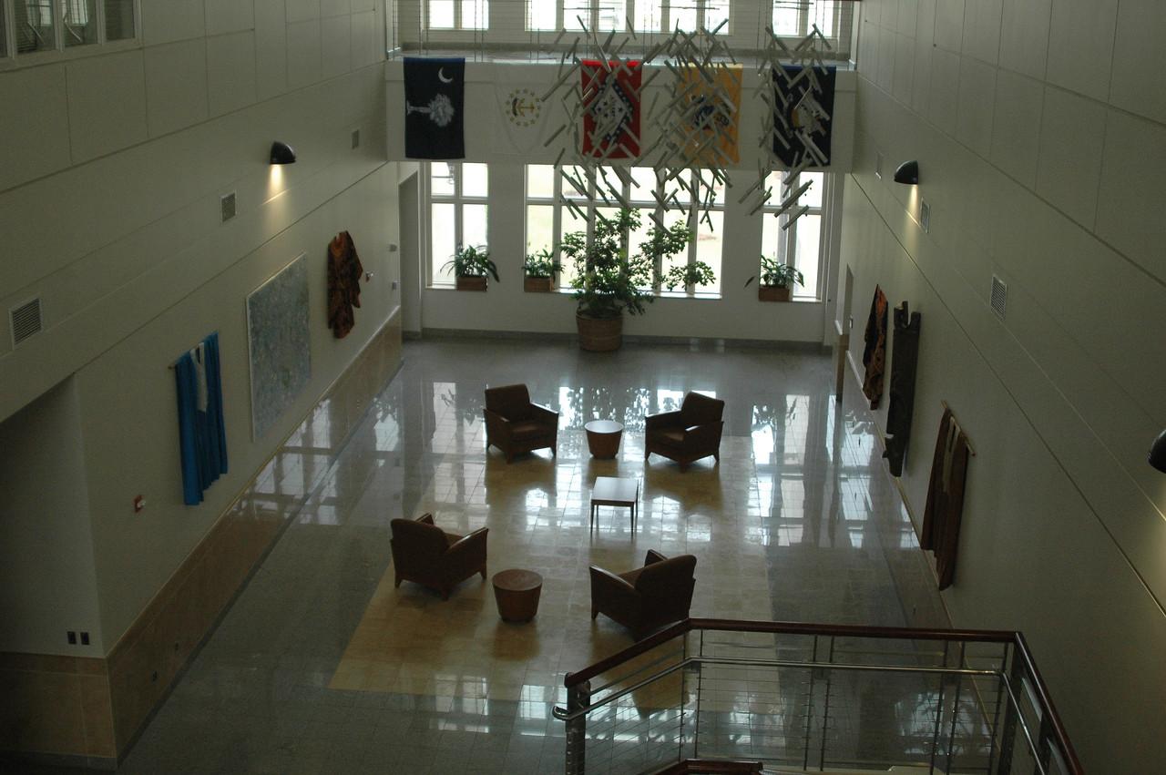 US Embassy Atrium