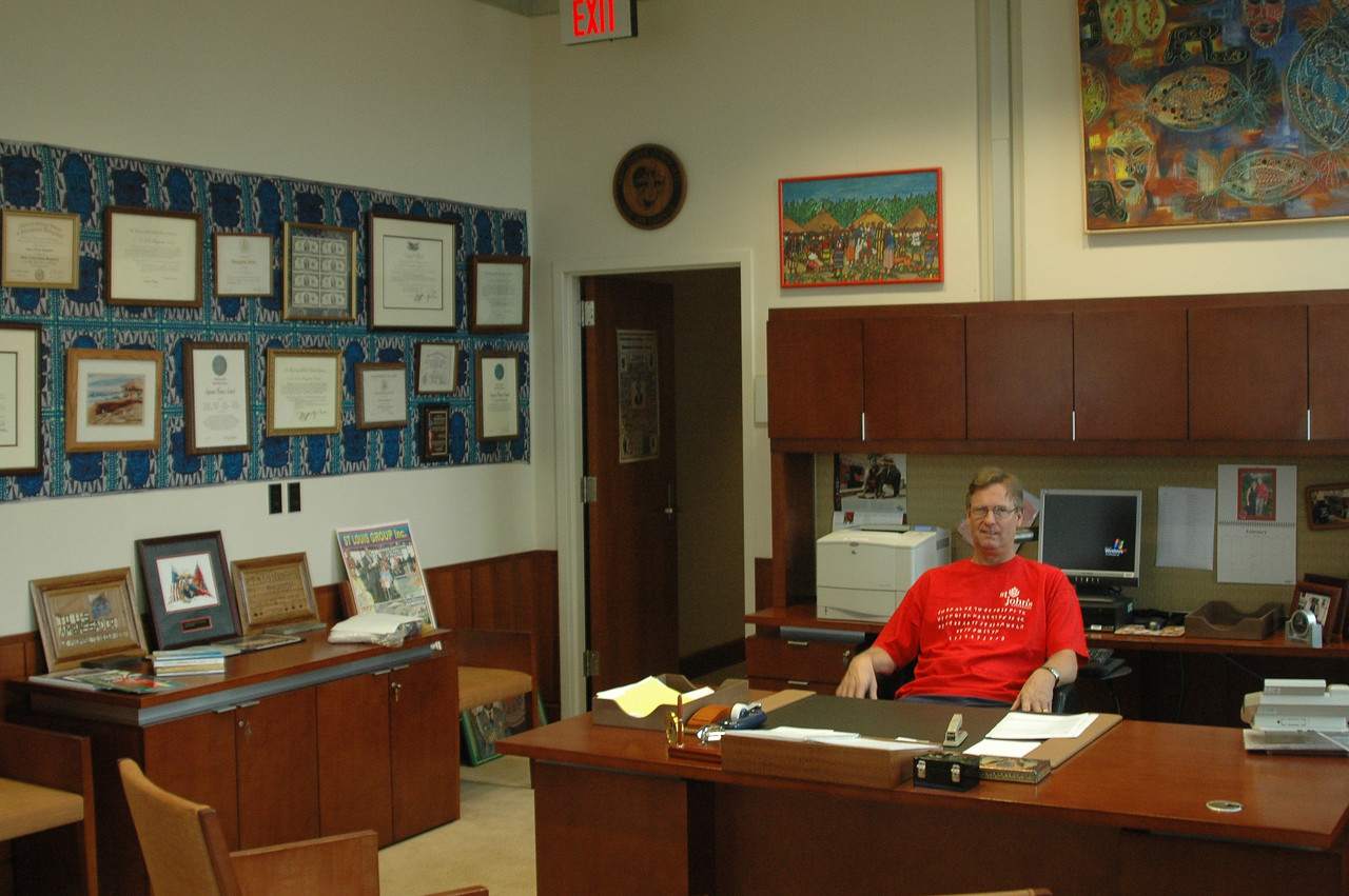 Ambassador's Office