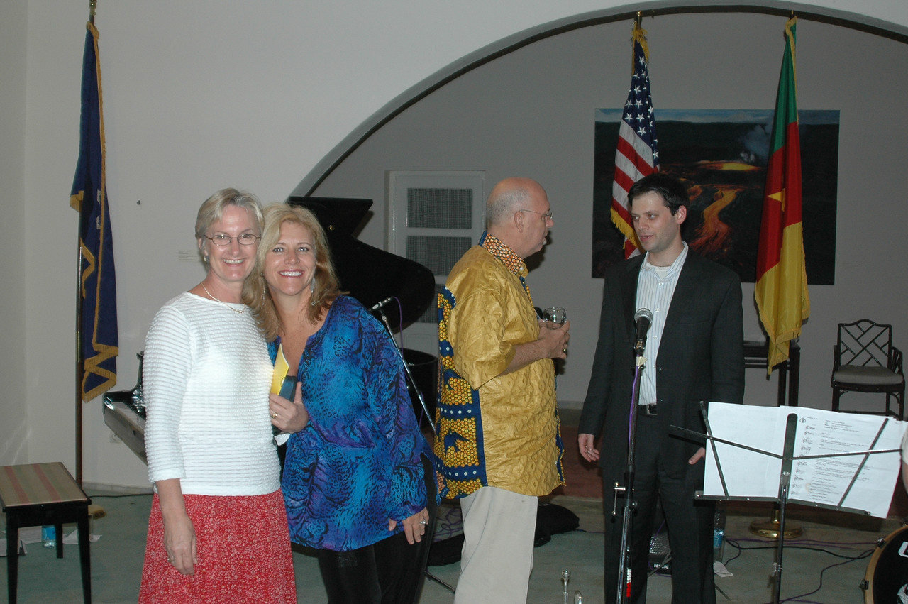 Jazz Evening at The Ambassador's Residence