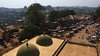 View from Friday Mosque, Foumban