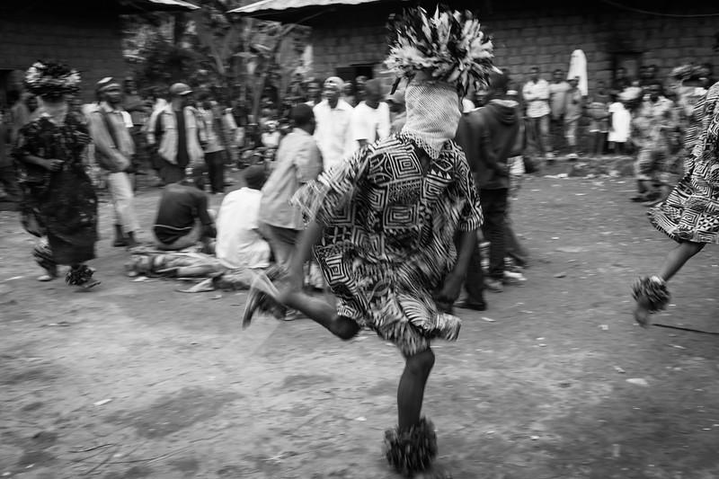Voodoo Ceremony, Belo