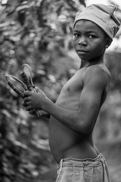 Hunter, Belo
