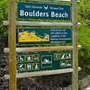 First stop - Boulders Beach