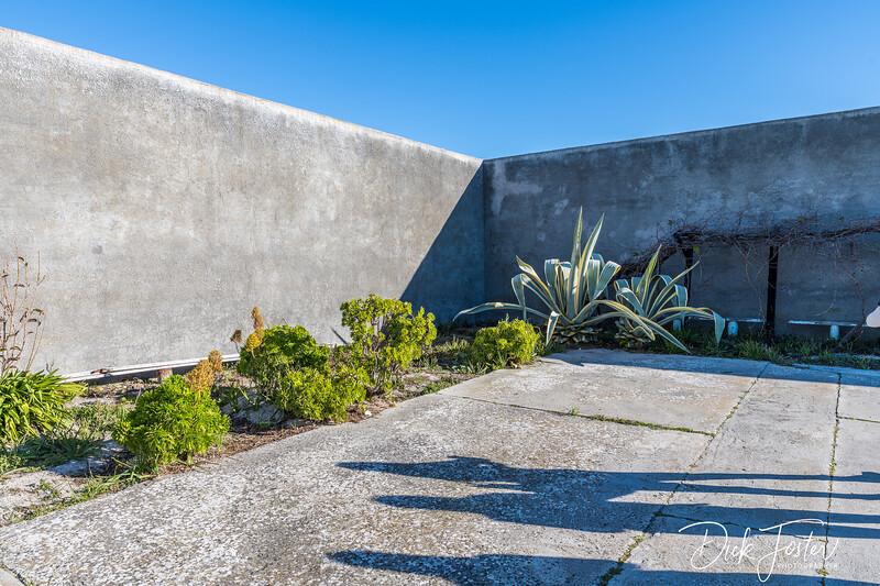Site of Nelson Mandela Prison Gardon on Robben Island