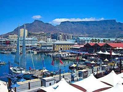 Cape Town - RTW 1