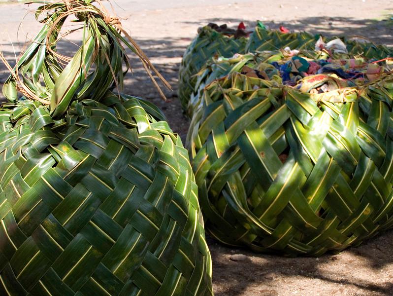 Baskets, Bangoma, Moheli
