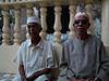 Members of the congregation, Friday mosque, Mutsamudu, Anjouan