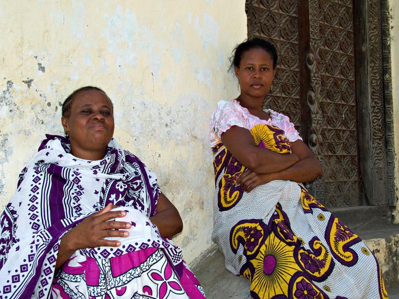 Women, Domoni, Anjouan