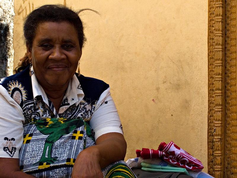 Woman, Domoni, Anjouan
