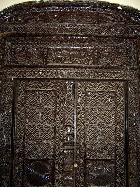 Doors, Friday mosque, Mutsamudu, Anjouan