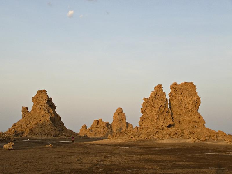 Lac Abbe, Djibouti