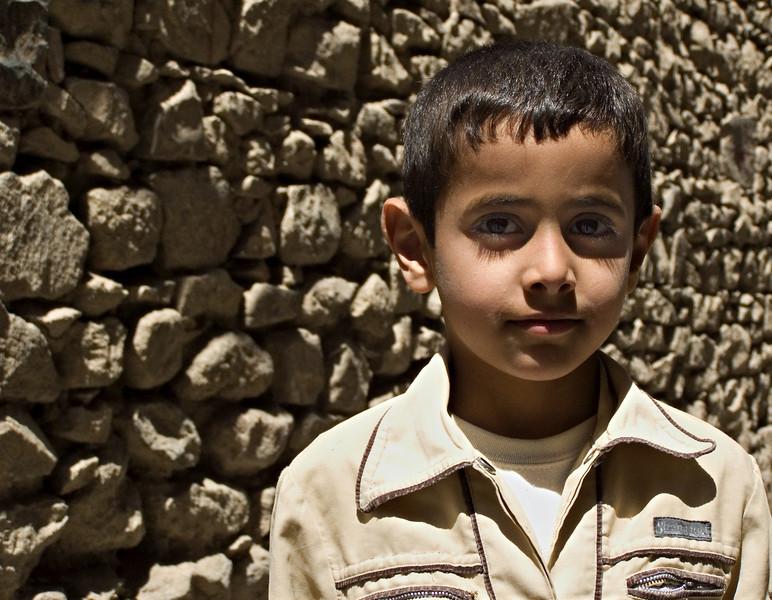 Boy, Sanaa, Yemen