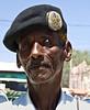 Traffic cop, Hargeisa, Somaliland