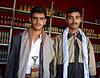 Men, Sanaa, Yemen