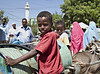 Water boys, Hargeisa, Somaliland
