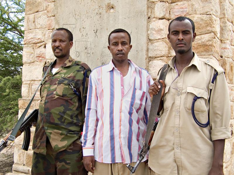 A, H and A, Hargeisa-Berbera road, Somaliland