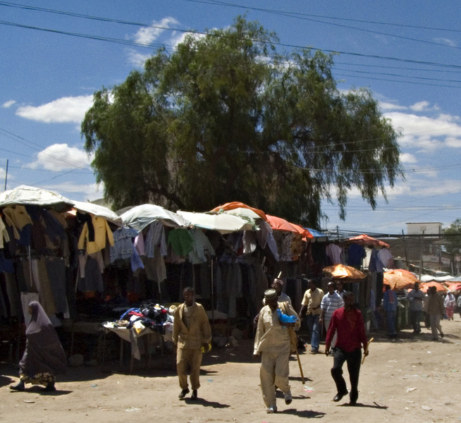 Market, Hargeisa, Somaliland