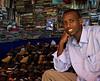 Shoe seller, Hargeisa, Somaliland