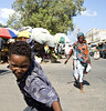 Boy, Djibouti City, Djibouti.  I have no idea what this kid was trying to do.