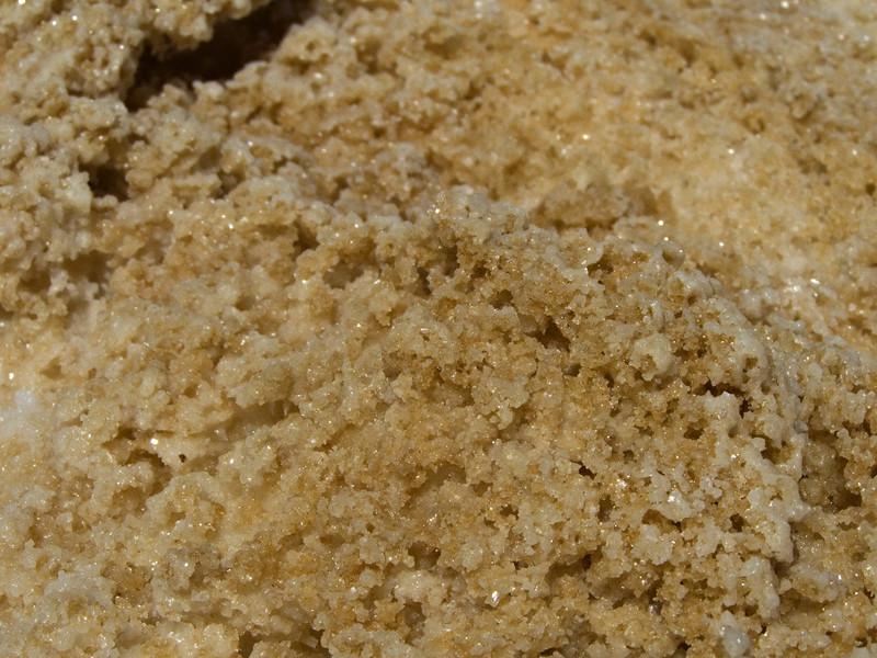 Salt crystals, Lac Assal, Djibouti