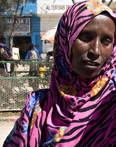 Djibouti and Somaliland, October 2008