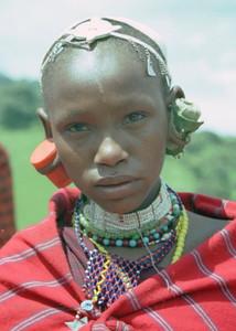 Local Maasai