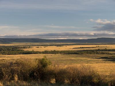 Mara landscape