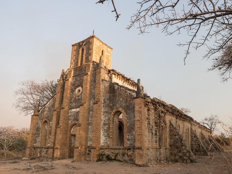 Church Ruins, Tanzania