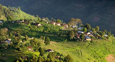 Bwindi and surroundings