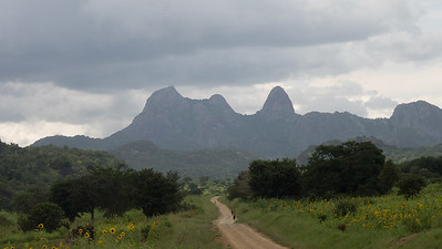 On the Road to Kidepo