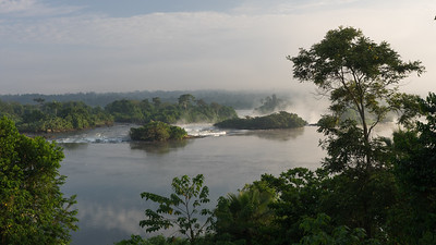 The Nile River from The Haven Camp