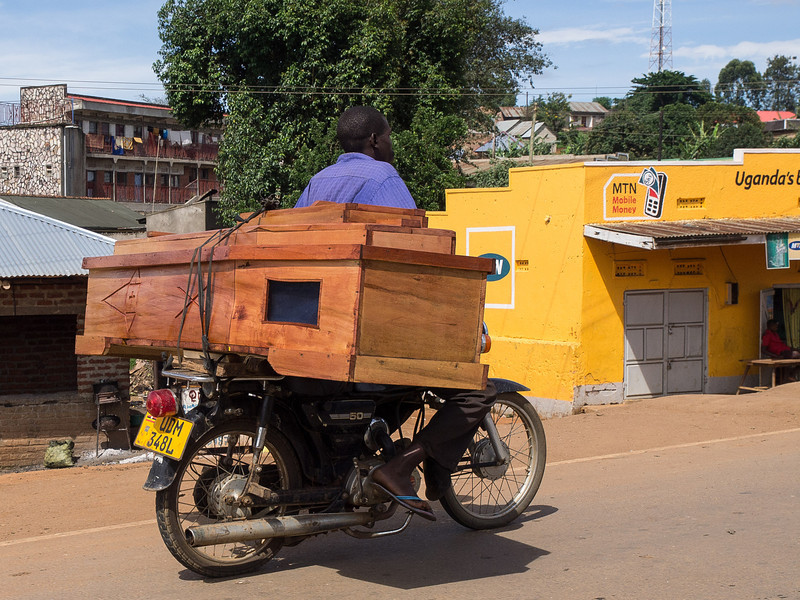 Boda boda transport
