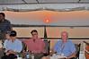 We all enjoyed the Sunset Cruise on the Zambezi River