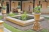 Gardens at the Royal Livingstone Hotel