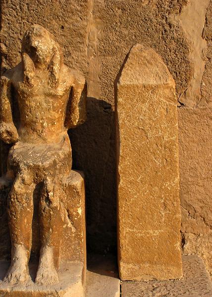 Mastaba  of Seshemnefer statue, Giza