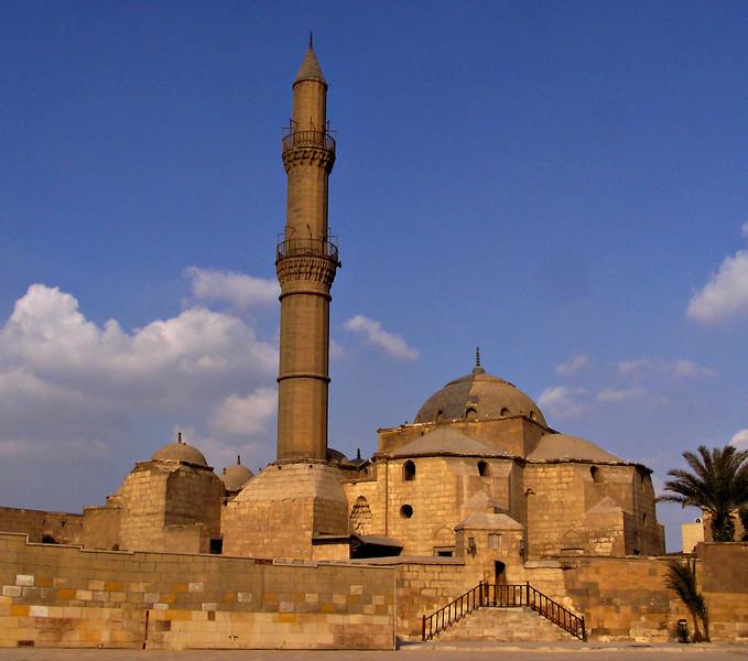 Suleyman Pasha Mosque, Cairo
