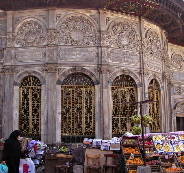 Tussan Pasha sabil, Cairo