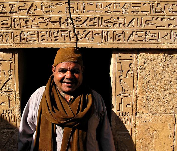Man, Saqqara